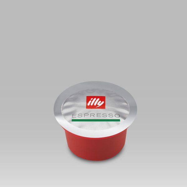 Espresso illy decaf MPS 90 capsule