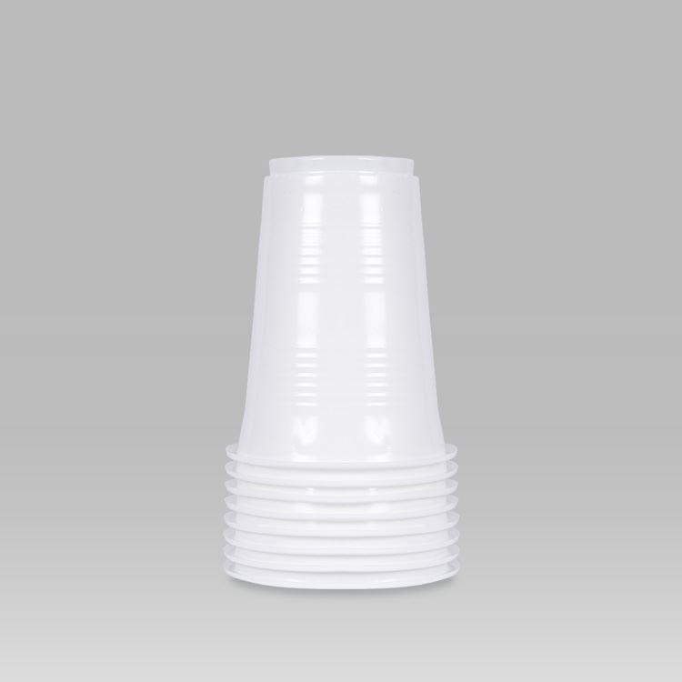 pahare plastic 100 buc
