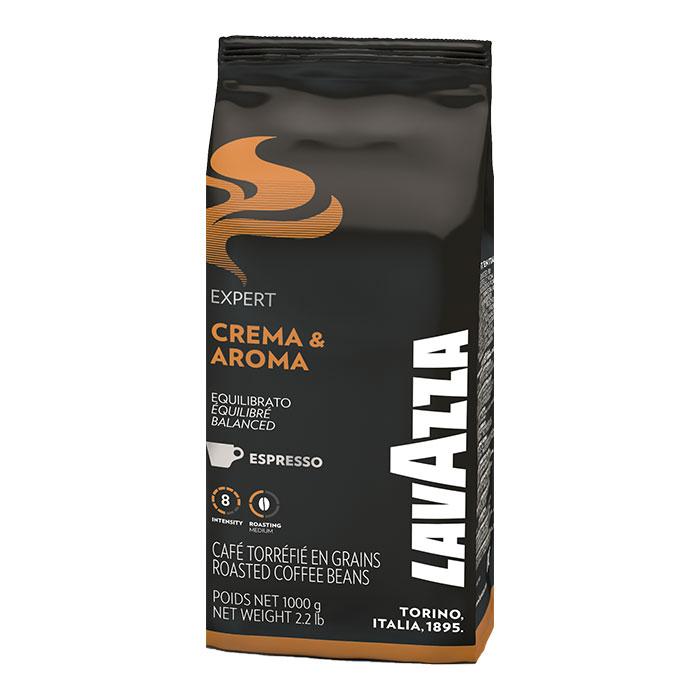 LavAzza-cafea-boabe-Cream-&-Aroma