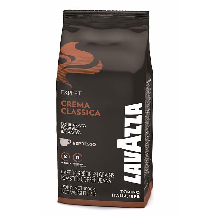 LavAzza-cafea-boabe-Crema-Classica